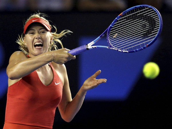 Blow Of This Womens Day Maria Sharapova Provisionally Suspended