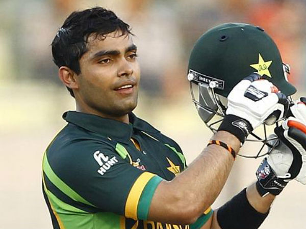 Umar Akmal Wishes David Warner On Winning Pakistan Super League