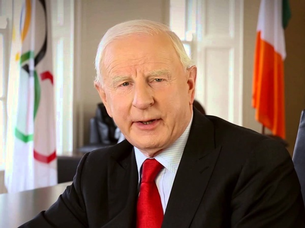 Irish Olympic Head Pat Hickey Arrested Alleged Ticket Touting Inquiry