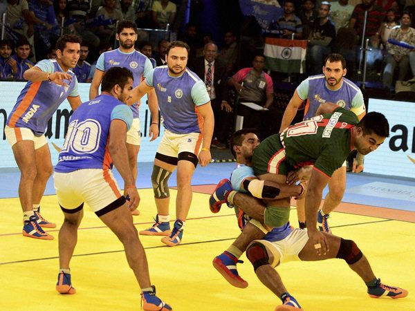 Kabaddi World Cup 2016 India Beat Bangladesh