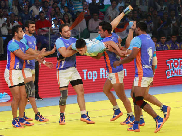 Kabaddi World Cup 2016 India Beat Iran To Win The World Cup
