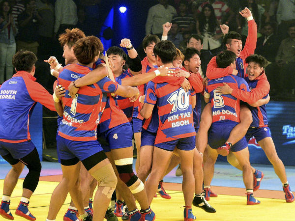 India Stunned By South Korea In Kabaddi World Cup Opener