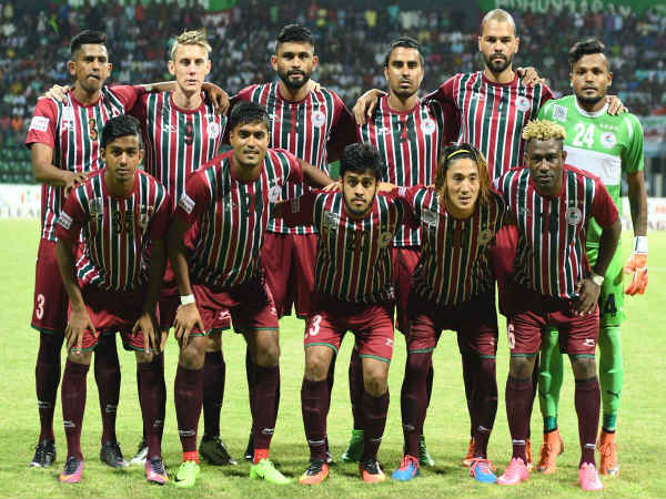 Indian Clubs Win Afc Cup Group Games
