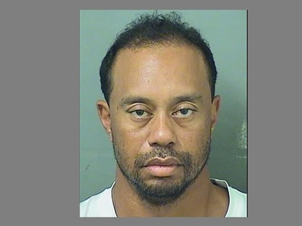 Tiger Woods Arrested On Suspicion Driving Under Influence