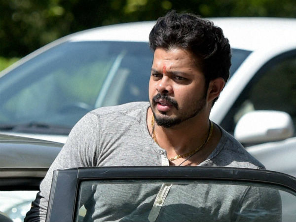 Sreesanth Against Kerala Govt