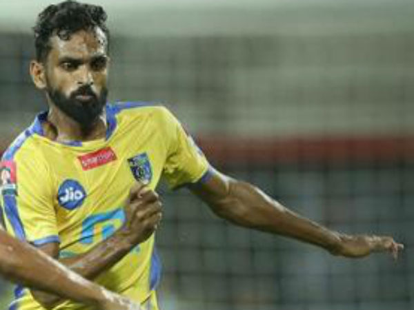 Kerala Blasters Ck Vineeth Responds In Style To Bengaluru Fc Fans Tweet Ahead Of Mega Clash