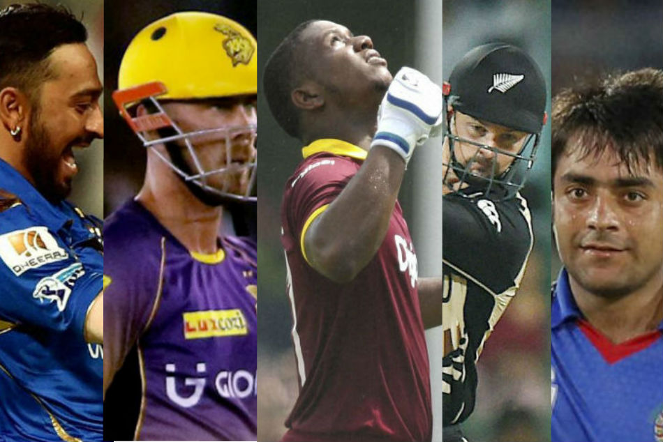 Ipl 2018 Auction 5 Players Surprise Expensive At Auction