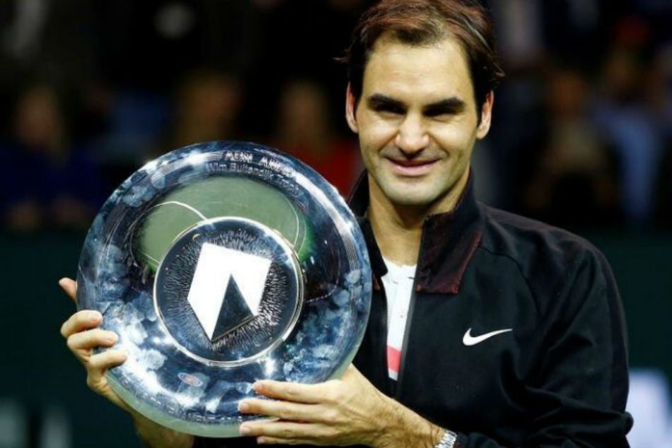 World No 1 Roger Federer Wins Rotterdam Open For 97th Title