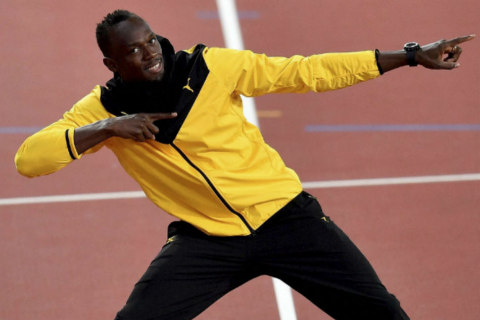 Bolt Signs For Mystery Football Team