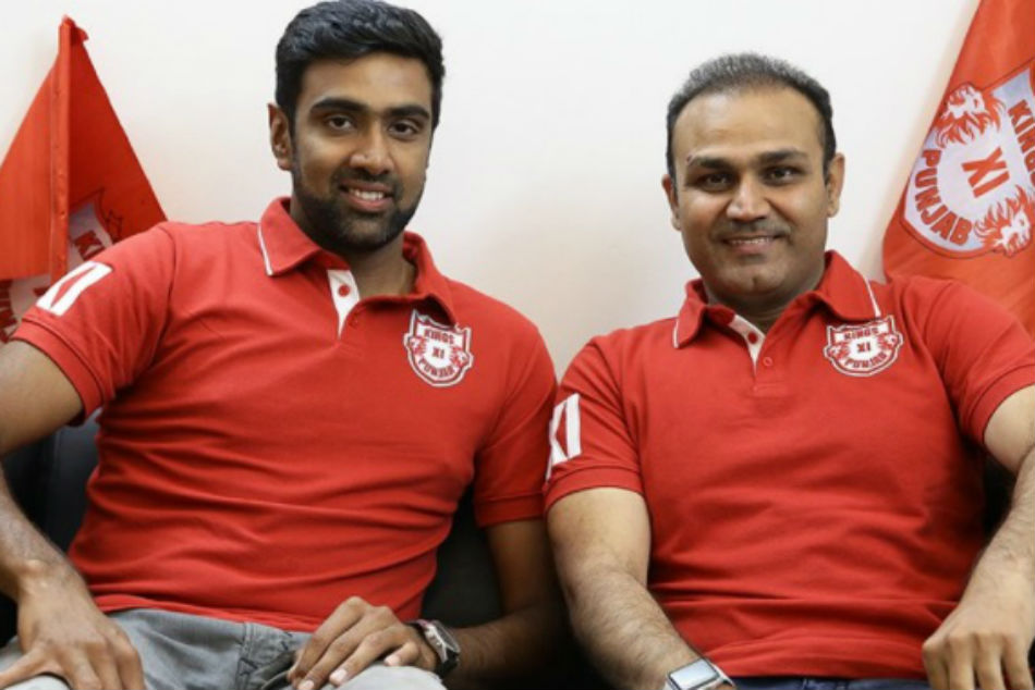 Sehwag Reveals Why Kings Xi Punjab Chose Ashwin For Captaincy