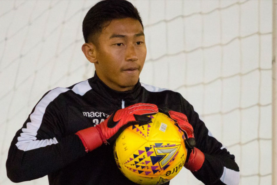 Dheeraj Singh Embarks On New Path Starts Training At Scotland S Motherwell