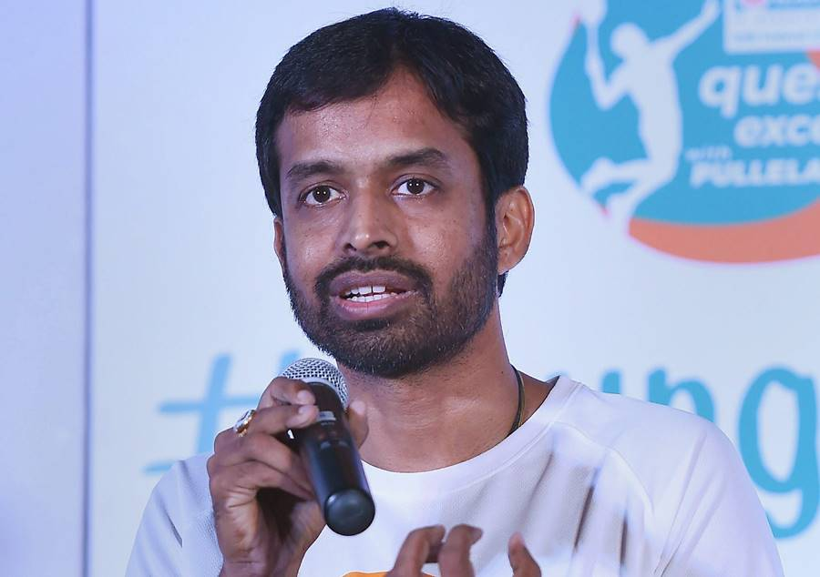 Gopichand Launches India S Largest Training Programme