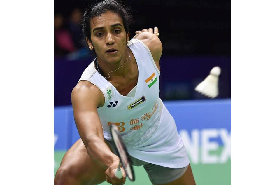 PV Sindhu In Final