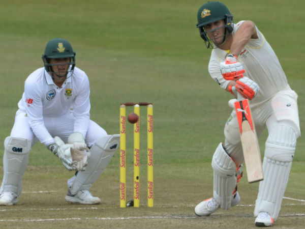South Africa Australia Test Second Day