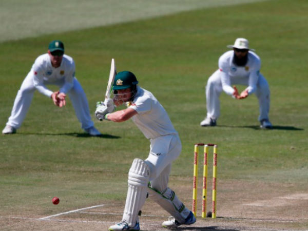 South Africa Australia First Test 3rd Day