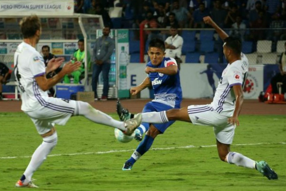 Bengaluru Fc Reaches Isl Final