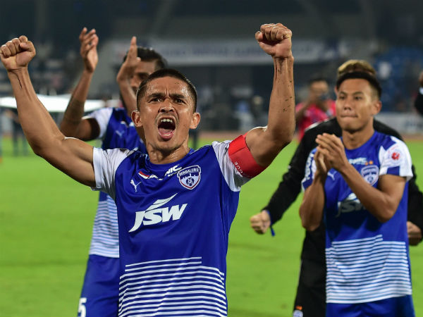 Bengaluru Fc Pune City Isl Semi Final