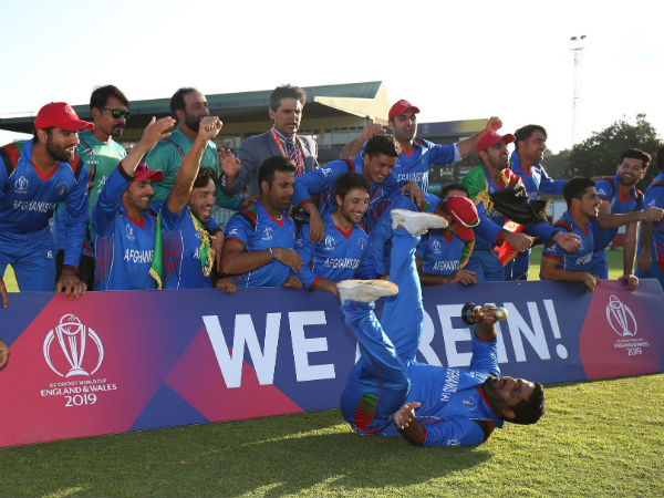 Afganistan Qualifies For Icc World Cup In