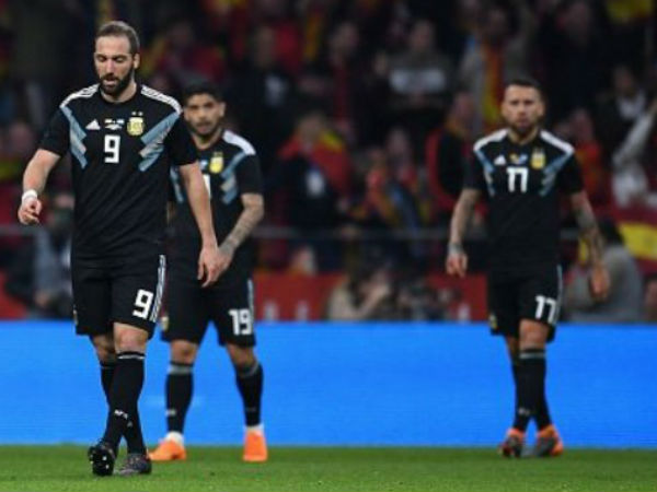 Brazil Beats Germany Spain Thrashed Argentina In Friendly Match