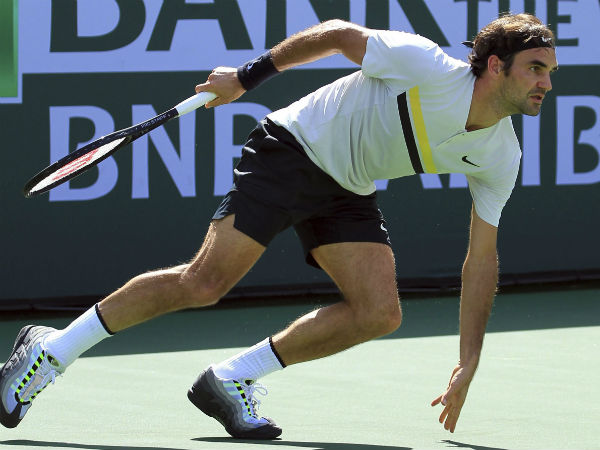 Federer Venusu Enters Indian Wells Tennis Semi Final