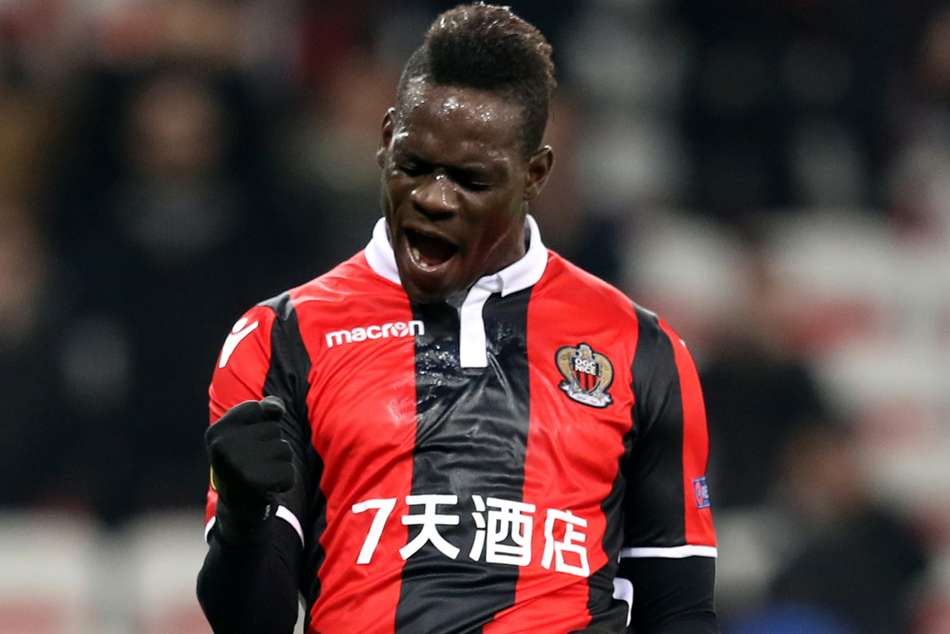 Balotelli On Target As Nice Edge Past Lowly Lille