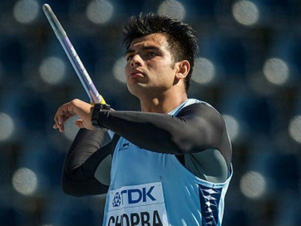 Neeraj Chopra Sets New Record In National Athletics Meet