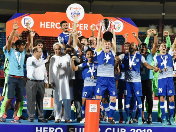 Bengaluru Win Super Cup