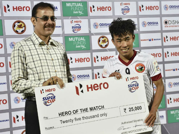Shillong Lajong Beats Pune City In Indian Super Cup