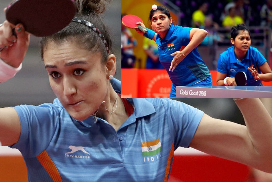 India Beat Singapore In Womens Table Tennis