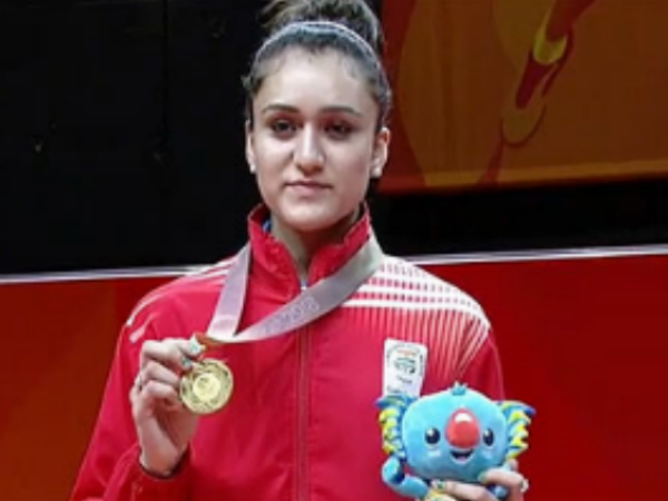 Manika Batra Wins Gold For India In Games