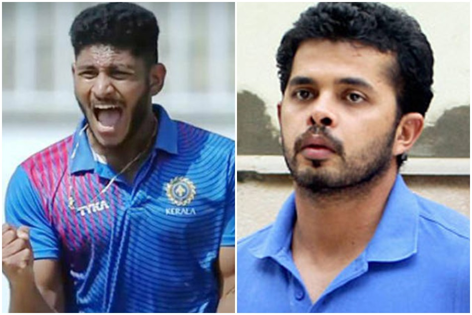 Sreesanth For Advice Basil Thampi