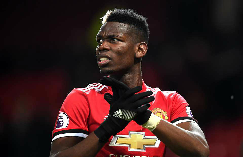 Pogba Must Take More Responsibility