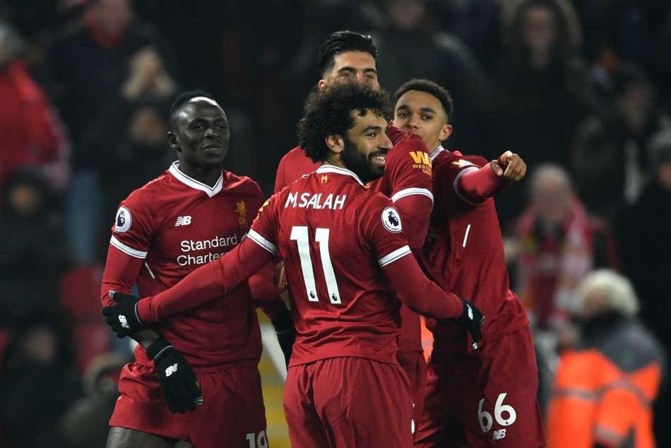 Liverpool Beat Roma In First Leg Semi Final