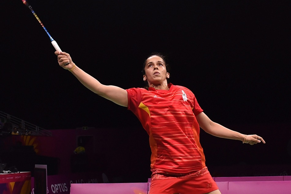 Commonwealth Games Badminton Saina Nehwal Indhu