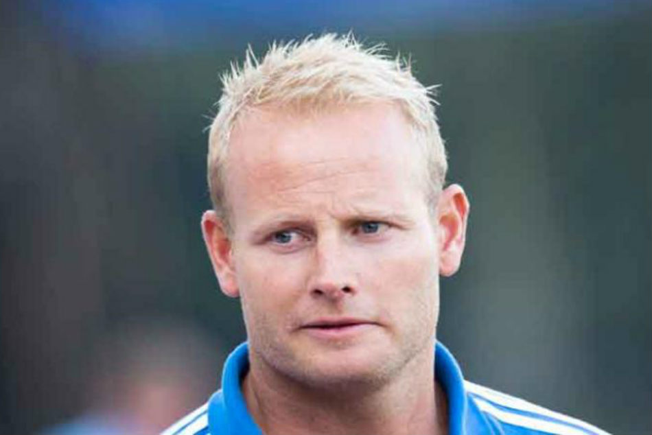 India Hockey Coach Sjoerd Marijne