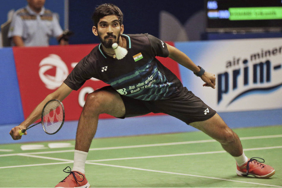 Kidambi Srikanth Set To Become World
