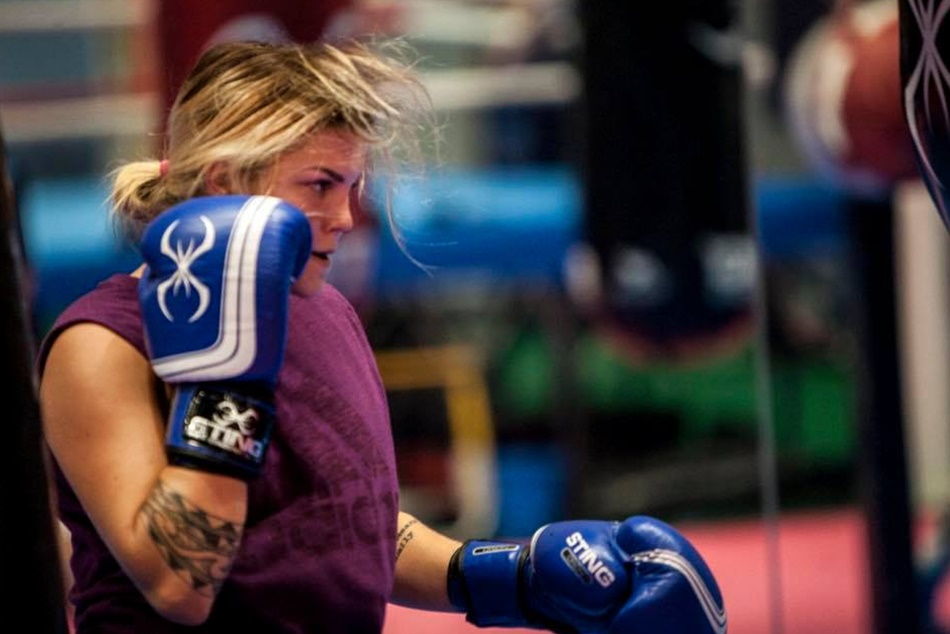 Australian Boxer Gifted First Medal