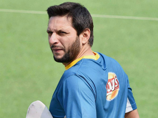 Shahid Afridi Will Not Play For World Eleven In Charity Match