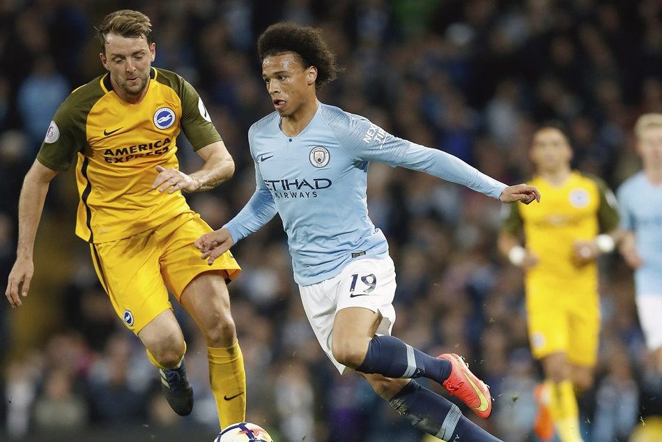Manchester City Set A New Premier League Points Record