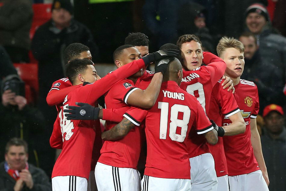 Manchester United Lose To Brighton