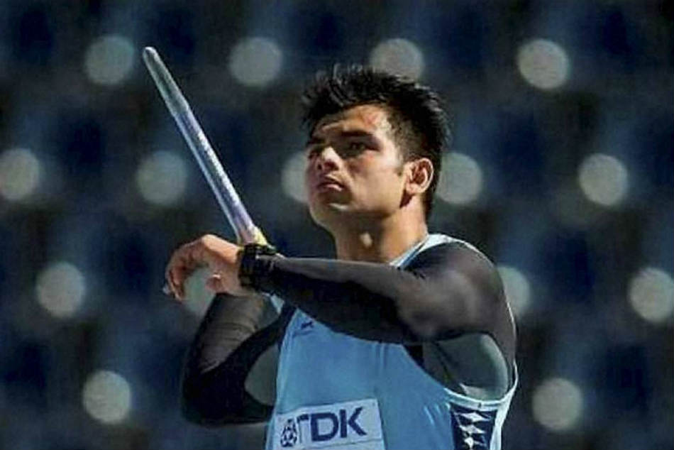 Javelin Thrower Neeraj Chopra