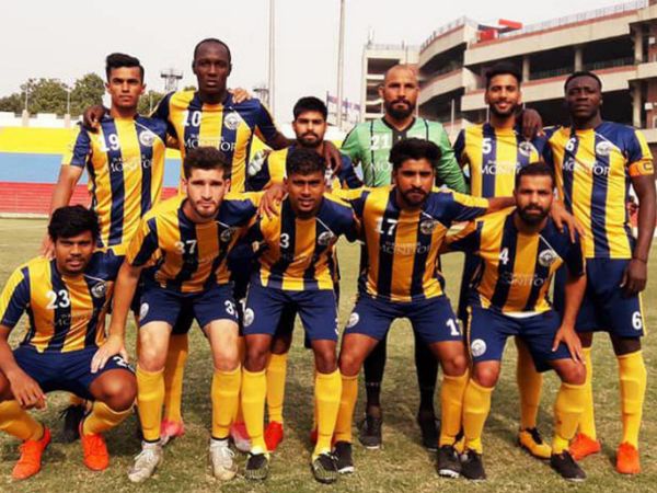 Real Kashmir Fc Qualify For I Leageu Football