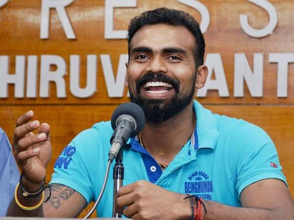 Sreejesh To Lead India In The Champions Trophy