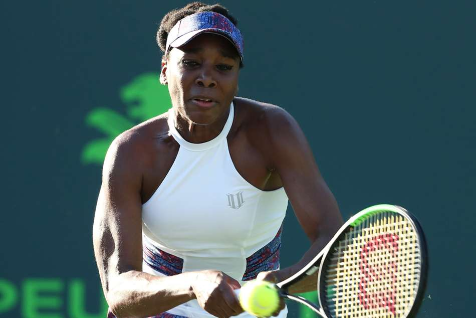 Venus Williams Jelana Ostapenko Madrid Exits