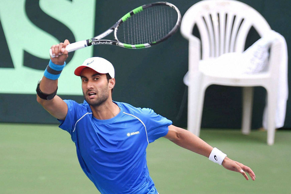 Yuki Bhambri Out Of Busan Open Tennis
