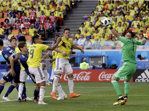 World Cup Colombia Japan Match Review
