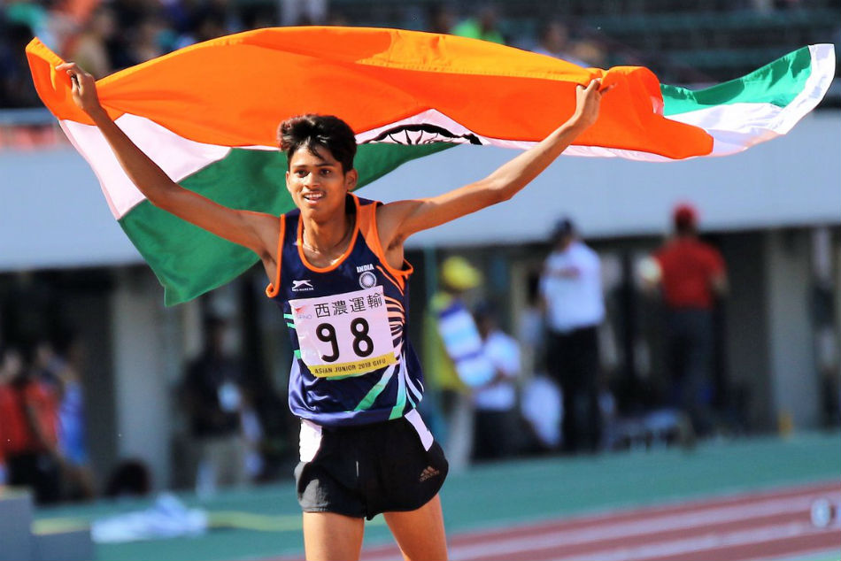 Golden Day For Indian Athletics