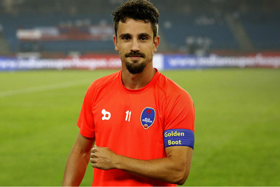 Brazilian Marcelinho To Stay At Fc Pune City