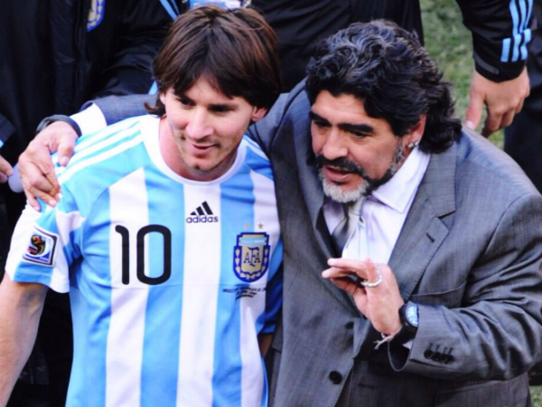 Lionel Messi Has Nothing To Prove Says Maradona