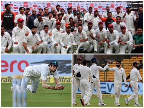 Indian Team Becomes First Asian Team To Win Test Match In 2 Days
